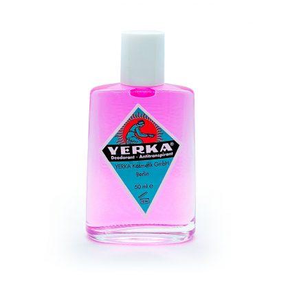 Yerka Antitranspirant im Test