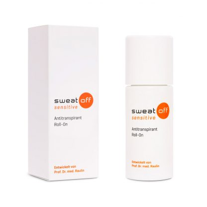Sweat-Off sensitive Roll-On Antitranspirant